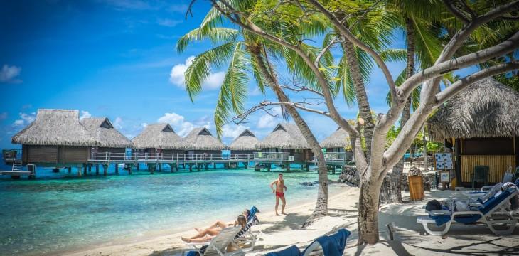 Rajska wyspa Tahiti