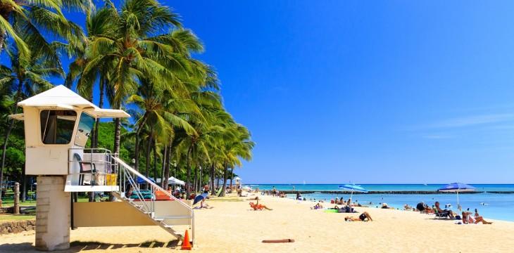 Hawaje – raj na ziemi