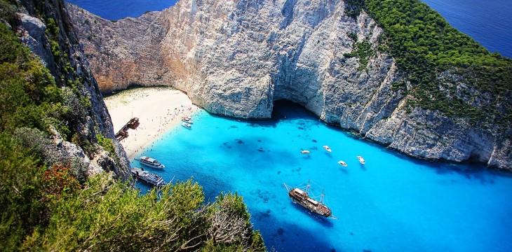Zakynthos- przede wszystkim plaże